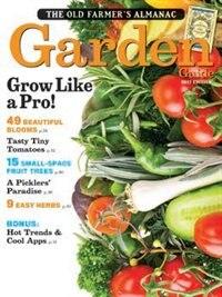 Old Farmer's Almanac 2018 Garden Guide