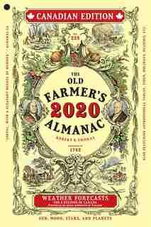 The Old Farmer's Almanac 2020  Canadian Edition by Old Farmer's Almanac