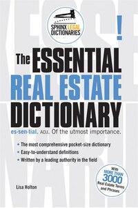 Essential Real Estate Dictionary