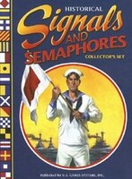 Signal Flags And Semaphores: Wwii Collectors' Set