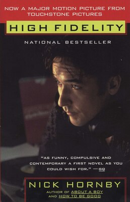 Book High Fidelity: A Novel by Nick Hornby