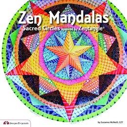 Book Zen Mandalas by Suzanne McNeill