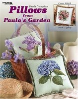 Pillows from Paula's Garden
