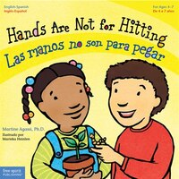 Hands Are Not For Hitting Spanish Edition