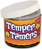 Temper Tamers In A Jar: Helping Kids Cool Off And Managing Anger