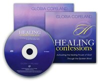 Healing Confessions - Audiobook