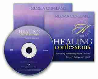 Healing Confessions - Audiobook by Copeland, Gloria