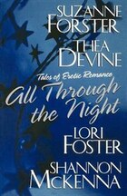 All Through the Night: Tales of Erotic Romance