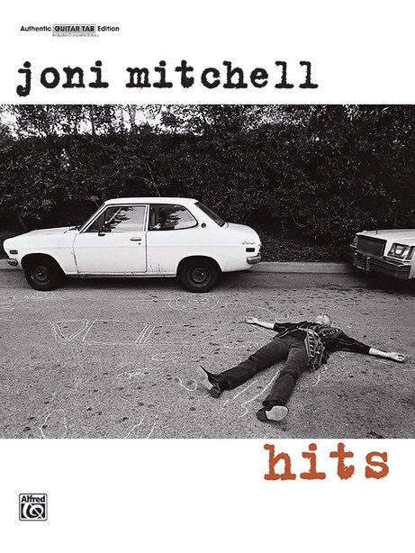 Joni Mitchell - Hits: Authentic Guitar Tab de Joni Mitchell
