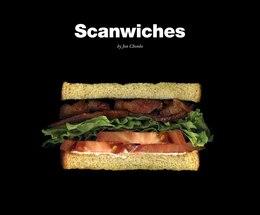Book Scanwiches by Jon Chonko