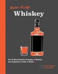 Know It All Whiskey: The 50 Most Elemental Concepts Of Whiskey, Each Explained In Under A Minute