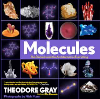 Molecules: The Elements and the Architecture of Everything by Theodore Gray