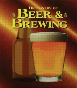 Book Dictionary Of Beer And Brewing by Dan Rabin