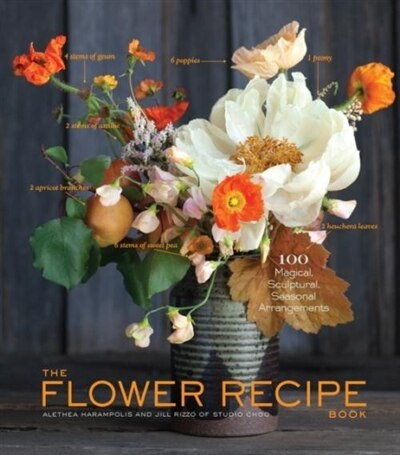 The Flower Recipe Book by Alethea Harampolis