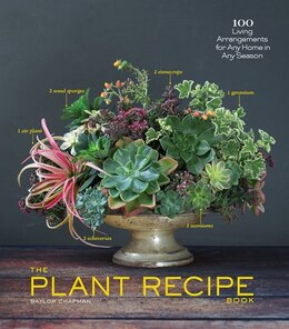 Book The Plant Recipe Book: 100 Living Arrangements for Any Home in Any Season by Baylor Chapman