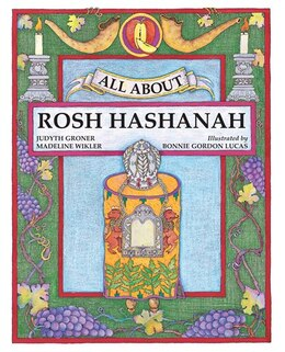 Book All about Rosh Hashanah by Judyth Groner