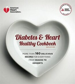 Book Diabetes and Heart Healthy Cookbook by American Diabetes American Diabetes Association