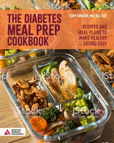 The Diabetes Meal Prep Cookbook by Toby Amidor