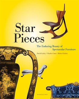 Book Star Pieces: The Enduring Beauty Of Spectacular Furniture by David Linley