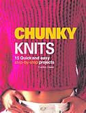 Book Chunky Knits: Chunky Knits -os by Jane Crowfoot