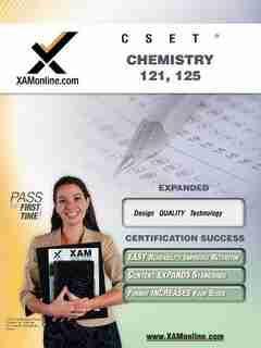Cset Chemistry 121, 125 by Sharon Wynne