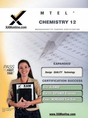 Mtel Chemistry 12 by Sharon Wynne