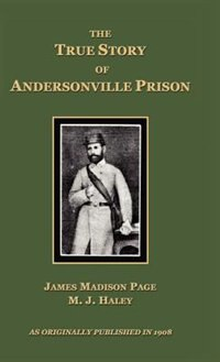 Book The True Story of Andersonville Prison by Rebecca York