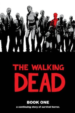 Book The Walking Dead Book 1 by Tony Moore