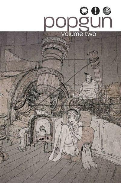 Popgun Volume 2 by Dean Haspiel