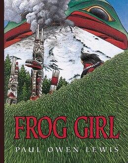Book Frog Girl by Paul Owen Lewis