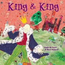 Book King And King by Linda De Haan