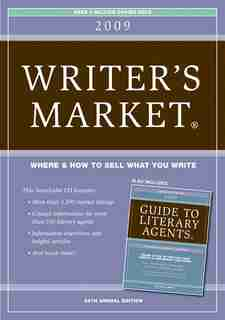 2009 Writer's Market (CD) de Robert Lee Brewer