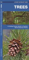 Trees: A Folding Pocket Guide To Familiar North American Species