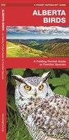Alberta Birds: A Folding Pocket Guide To Familiar Species