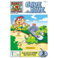 Phonics Comics: Cave Dave - Level 1