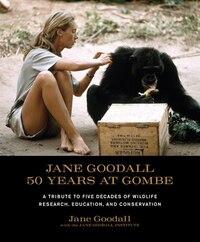 Jane Goodall: 50 Years At Gombe