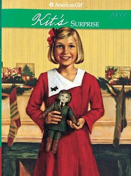Book Kit's Surprise: A Christmas Story by Valerie Tripp