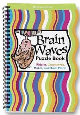 Book Brain Waves: Puzzle Book by Rick Walton