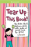 Tear Up This Book!: The Sticker, Stencil, Stationery, Games, Crafts, Doodle And Journal Book For…