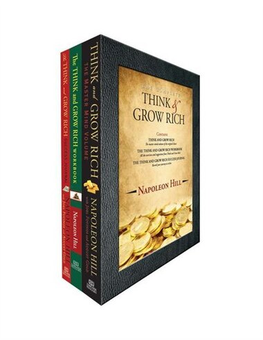 think and grow rich the master mind volume