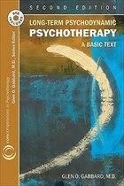 Long-Term Psychodynamic Psychotherapy: A Basic Text