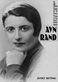 Ayn Rand by Jeffrey Britting
