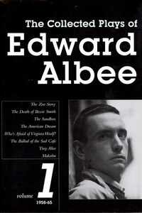 Collected Plays Of Edward Albee Vol 1
