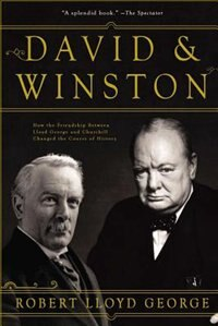 Book DAVID & WINSTON by Robert Lloyd George