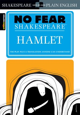 Book Hamlet (No Fear Shakespeare) by Sparknotes