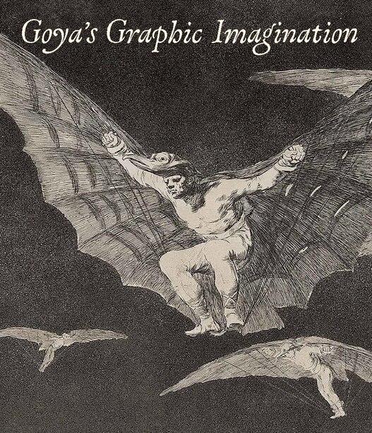 Goya's Graphic Imagination by Mark Mcdonald