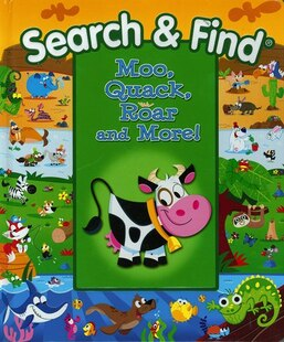 My 1st Search & Find Moo Quack Roar