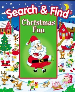 Christmas Fun Search And Find