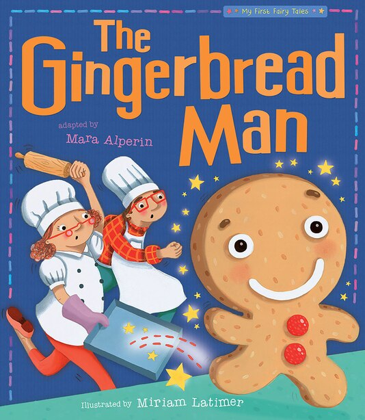 The Gingerbread Man by Mara Tiger Tales