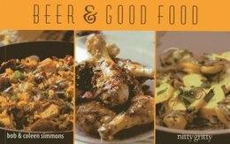 Book Beer & Good Food by Coleen Simmons